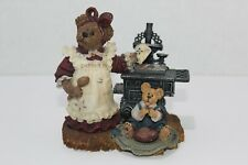 Boyds Bears & Friends - Aunt Becky with Zack.Quality Control