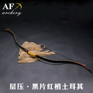 AF Archery 20-55lbs Handmade Traditional Turkish bow Recurve bow