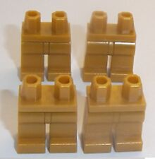 Lego Pearl Gold Legs x 4 for Miinifigure