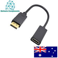 Balmain Components DisplayPort DP to HDMI 1.4 Adapter Converter Adaptor Audio