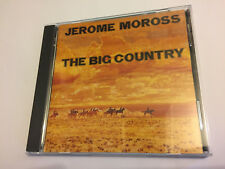 THE BIG COUNTRY (Jerome Moross) OOP Screen Archives Soundtrack Score OST CD NM