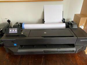 """HP DesignJet T120 24"""" A1 printer"""