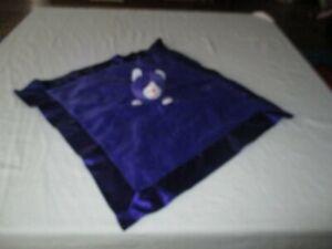 Feliway Baby Kitty Cat Purple Plush Satin Security Lovey Blanket