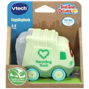 vTech Toot-Toot Drivers Special Edition Recycling Truck Vehicle - Sound & Light
