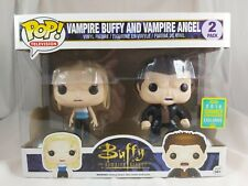 Television Funko Pop - Vampire Buffy and Vampire Angel 2 Pack - Buffy - Sdcc