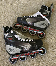 Tour Thor 909 Cdn Roller Hockey In-line Skates Blades Mens Size Us 10 Eur 45.5