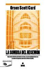 La sombra del hegemon (Nova Ciencia Ficcion) (Spanish Edition)-ExLibrary