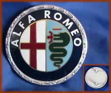 ALFA ROMEO ALFETTA LI AMERICA / ALFASUD L - STEMMA LOGO BADGE 55MM.