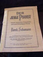 Partition Der junge pianist Bernh Schumann Music Sheet