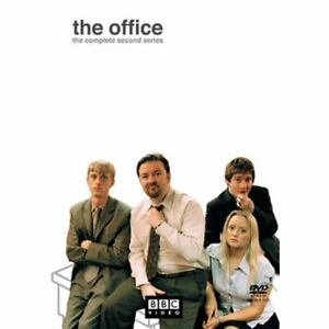 The Office: The Complete Second Series BBC (DVD) NEW