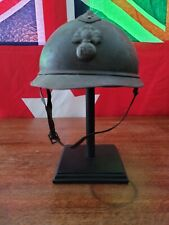 WW1 French  Adrian M15 Helmet. Untouched , Early First model Liner
