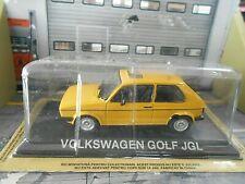 VW Volkswagen Golf MKI GL gelb yellow 1975 IXO Altaya Atlas S-Preis 1:43