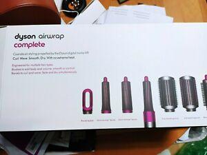 Fer à coiffer Dyson Airwrap Complet avec boite de rangement