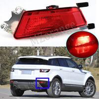 Right Driver Side Rear Bumper Fog Lamp Light For Range Rover Evoque 2011-2018 UK
