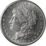 1885-S Morgan Silver Dollar Brilliant Uncirculated - BU