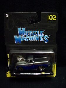 Muscle Machines 1955 Chevy Cameo Truck.