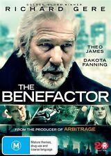 The Benefactor (DVD, 2016) (Region 4) Aussie Release