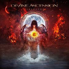 Divine Ascension - Liberator CD (2014) progressive metal power metal