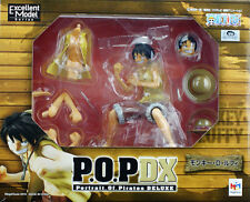 Used Megahouse Portrait.Of.Pirates One Piece NEO-DX Monky D Luffy