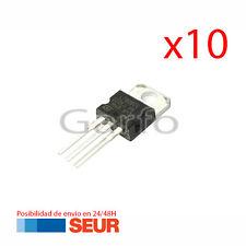 10X Regulador de Tension LM7809CV TO-220