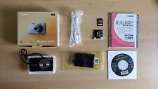 Canon PowerShot A2300 HD 16.0mp 5x Zoom Digital Camera Black w/ 8gb SD Card.