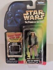 Star Wars Power of the Force POTF2 Freeze Frame Rebel Fleet Trooper .01 ERROR