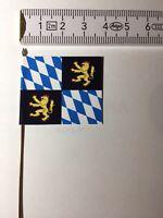 737) 1x 25mm 28mm Medieval Renaissance Duchy Duke of Bavaria Banner 1180-1623