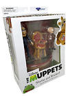 The Muppets Statler and Waldorf Action Figure Set Diamond Select Toys Series 2