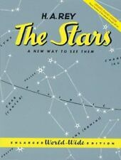 The Stars : A New Way to See Them by H. A. Rey (1976, Paperback)
