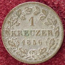 Bavaria 1 Kreuzer 1856 (D2208)