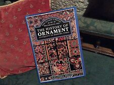 THE HISTORY OF ORNAMENT DECORATIVE ART BIG HARDBACK BOOK By Alexander Speltz VGC