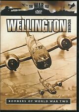 VICKERS WELLINGTON DVD BOMBERS OF WORLD WAR TWO (II) - THE WAR FILE