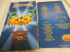 HELLOWEEN / pumpkin box / JAPAN LTD 4CD