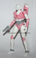 "Transformers Licensed Takara Tomy G1 Arcee 10"" Poseable Action Figure"