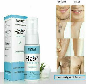 Pansly Herbal Permanent Hair Growth Inhibitor Gentle Hair Removal Repair Nourish