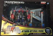 Transformer Dark Of the Moon Supreme Class Jetwing Optimus Prime NIB