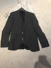 Selected Homie One Mylo Gib3 Dark Grey Jacket Size 46