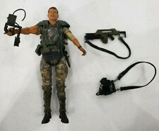"""NECA Aliens Colonial Marines Private William Hudson 7"""" inch Action Figure LOOSE"""