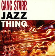 "GANG STARR - Jazz Thing (reissue) - Vinyl (7"")"