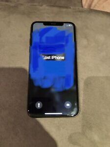 IPhone 11 Pro Max Bloqué - Space Gray - Pour Pieces - Icloud