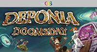 Deponia Doomsday Steam Key Digital Download PC [Global]