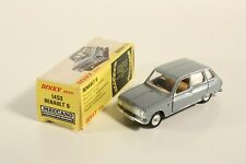 Dinky Toys 1453, Renault 6, Mint in Box                                  #ab2190