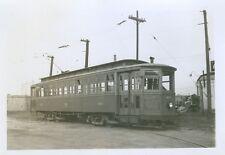 Vintage  Indianapolis Railway Co. car 901