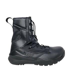 "Nike Men's SFB Field 2 Black 8"" Combat Tactical Boots Size 10.5 AO7507-001"