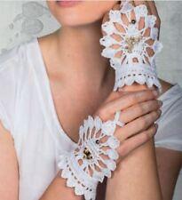 Elisa cavaletti 1 Pair Gloves White Gloves Gauntlets ELP190765804 Sale