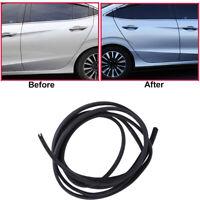 2M Rubber Moulding Trim Strip Car Door Grill Scratch Protector Edge Guard Strip