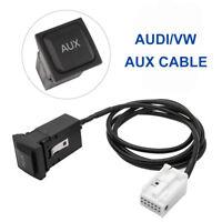 NEU VW AUX Einbau Adapter Auto Radio RCD510 RCD310 RCD210 RNS510 RNS 315