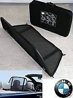 OEM Convertible  BMW E46  3 series Wind deflector -  super conditions