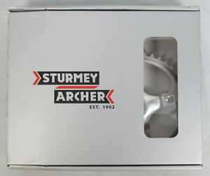 Sturmey Archer Bicycle Front Crankset S720 42T Square 170mm SunRace NEW in Box
