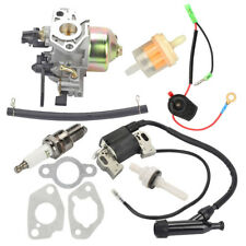 Carburetor Ignition Coil Fuel Filter For Honda GX240 GX270 8HP 9HP Engine Motor